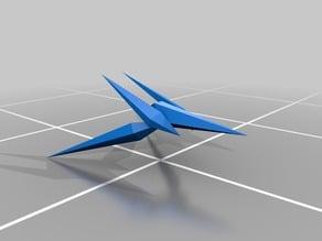 Star Fox Arwing from Starfox2