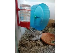 Ikea billy Pet waterbottle holder
