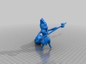 Fox druid