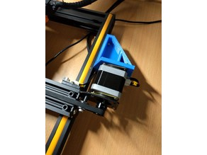 CR-10S Y-AXIS STEPPER MOTOR BRACKET