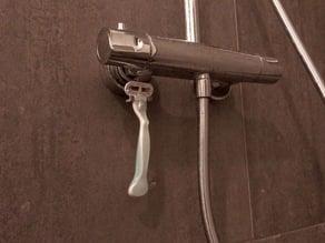 "Lady shaver hanger for 1/2"" plumbing"