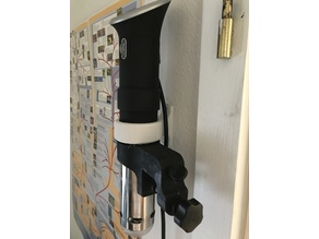 Anova sous vide thermostate wall mount