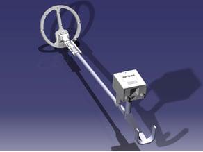 PIRAT metal detector / Metalldetektor / металлоискатель ПИРАТ