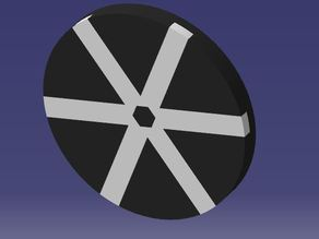 ZIM extruder rotation indicator
