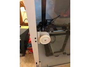 Printed Solid Enclosure Acrylic Door Knob - CR10