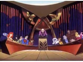 Hall of Doom Podium