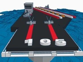USS Nation (CVN 105)