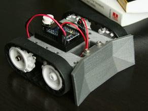 SketchUp Mini Sumo Robot