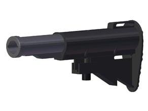 Milspec Airsoft M4 LE-Style Stock