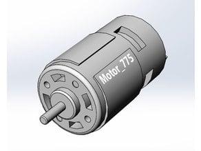 Motor 775 simple model