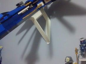 Lego Ship Wall Angle Holder