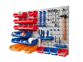 Kaufland/Lidl wall organizer boxes