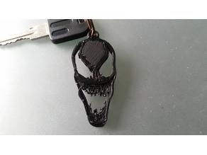 Keychain Venom Minimal