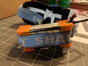 Dominator Goggle Tattu Battery Holder