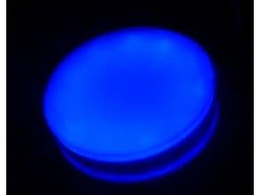 Circular led box