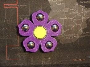 Flower Fidget Spinner - Wingnut2k