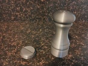 Salt shaker (OpenSCAD)
