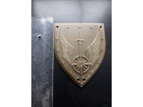 Mythodea - Sturmwächter Wappen