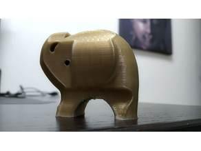 Stylish Elephant 2