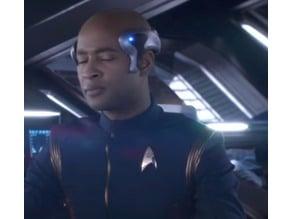 Star Trek Discovery Customizable Badge