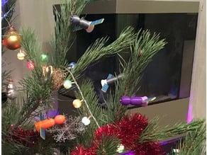 Soyuz Spaceship Christmas Ornament