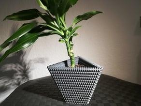 Bilinski's Vase - Golden Rhombus