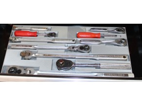 Ratchet Storage Tray