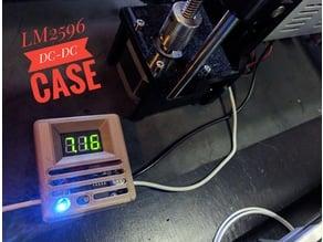 LM2596 DC-DC with Digital Volmeter Case