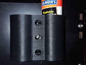 Universal Dual 30mm Jumbo Glue Stick Holder