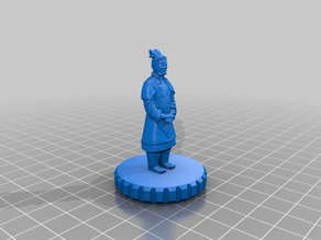 Terracotta Warrior CR-10 Extruder Knob