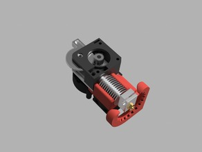 E3D v6 and Titan extruder Cyclone layer fan Makergear M2