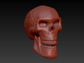 Skull of the Bane Thrall