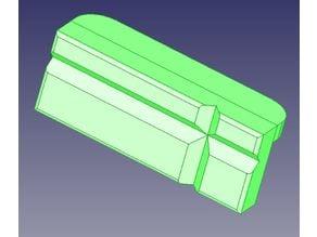 Weiche Schraubstock-Backen 60mm mit Prisma mit Magnet