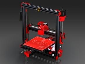 SquareBOT 3D Printer (ver.6)