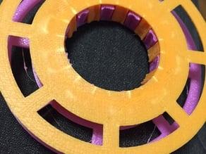 SMD tape spool