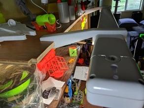 LED Shop Light Shelf Bracket