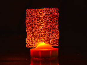 Rotate Switch Example (The 3D Printed LED Candle Clix)