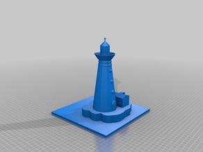 Lighthouse by Ashley Pavlovic