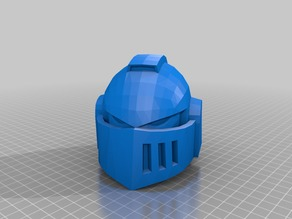Space Marine Death Company Helmet