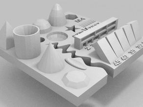 Test your 3D printer!