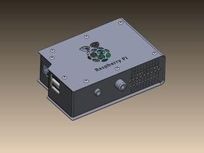 Rapsberry Pi Metal Case