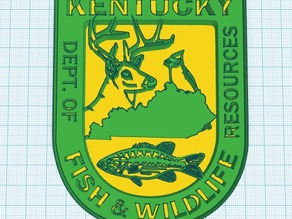 Kentucky Dept of Fish & Wildlife logo