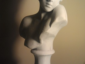 Sappho's Head Large