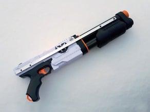 Nerf Kronos Shotgun Parts