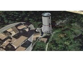 Riccia's Tower