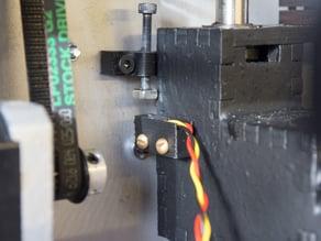Cheap Hall effect sensor endstop