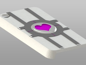 Companion Cube 4th Gen iPod Touch Case