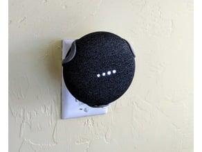 Google Home Mini Plug Mount - US