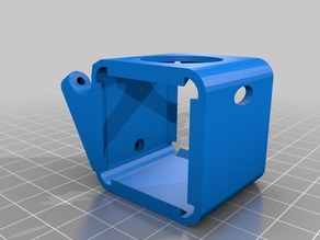 Polaroid cube mount for FlossStyle