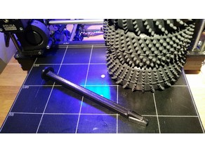 Tire spike for 1/8 buggy/truggy